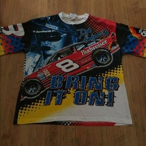 Dale Earnhardt Jr All over print